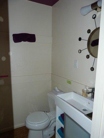 Kokopelli Lodgings: salle de douche