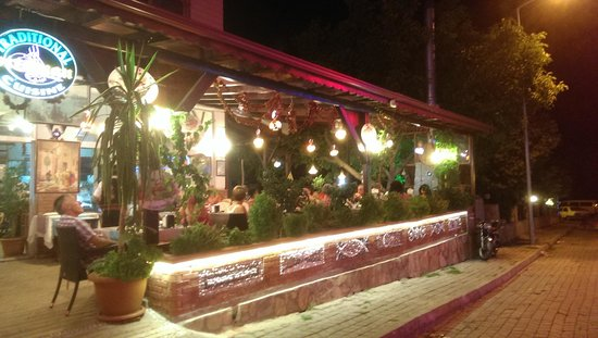 Suzannes Restaurant: outside
