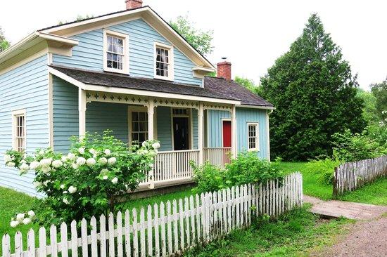 Pickering Museum Village: Charming cottage
