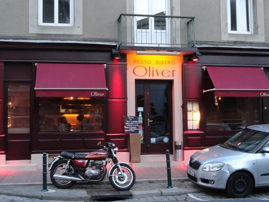 Restaurant Chez Oliver Dinard