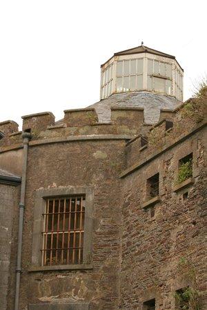 Cork City Gaol: outside