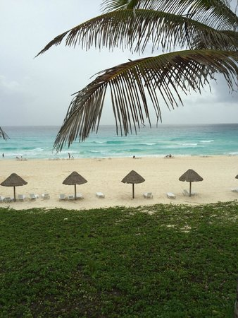 Grand Oasis Cancun: View from room