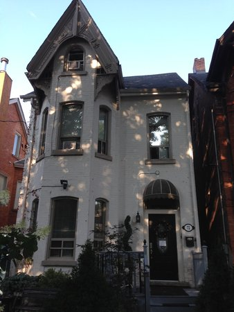 Sweetheart Bed and Breakfast: Entrata del B&B