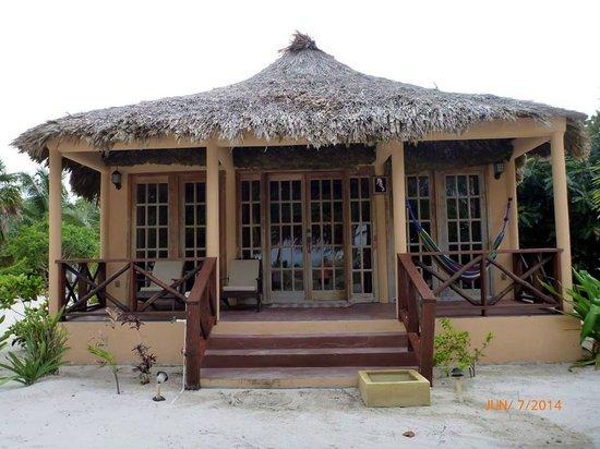 """Portofino Beach Resort: Our Cabana """"Sea Horse"""""""