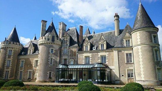 Château Golf des Sept Tours : Framsidan