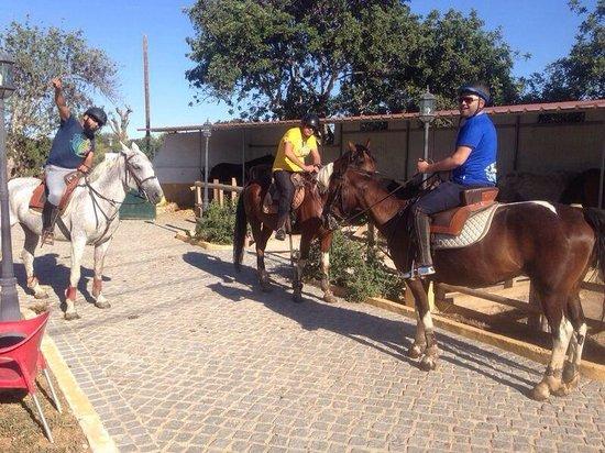 Horse Riding Center Santa Maria