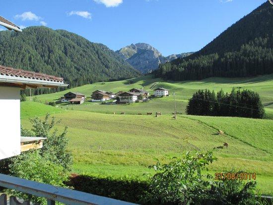 Apparthotel Garni Monte: Vista dall'hotel
