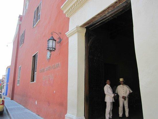 Sofitel Legend Santa Clara: Entrada al hotel
