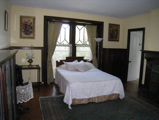 Silverstone Bed & Breakfast: Bedroom