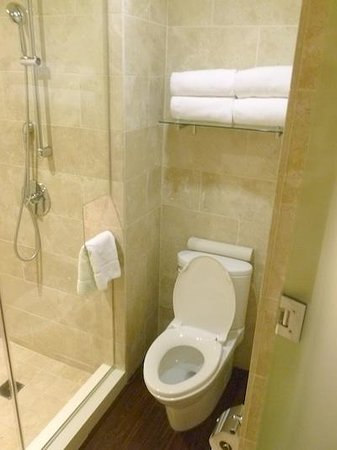 Andaz San Diego: Bathroom
