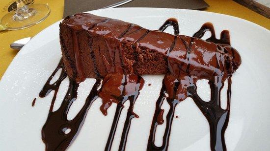 Ristoteca Oniga : Tarte chocolat pistache