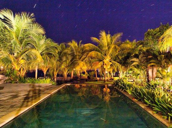 1000 Dream Bungalow - Lovina: Zwembad