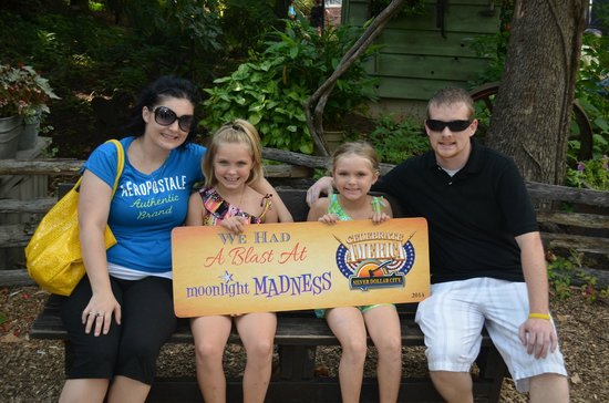 Silver Dollar City: During Moonlight Madness