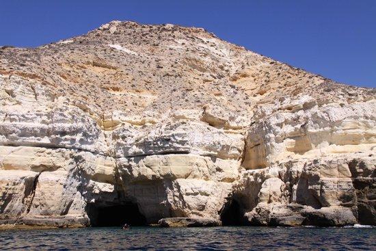 El Cabo a Fondo : Caves