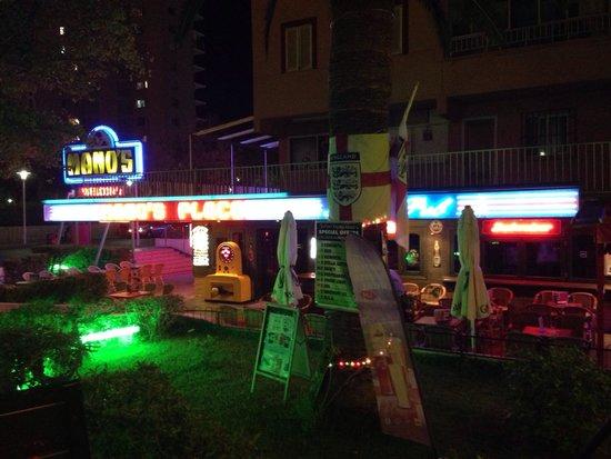 Mano S Place Magaluf Restaurant Reviews Amp Photos