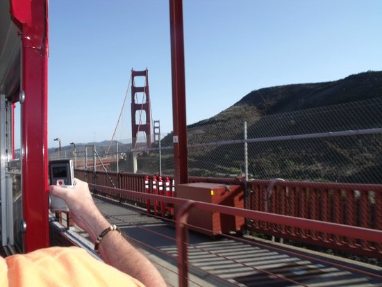 City Sightseeing: Golden Gate