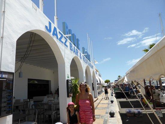 Blue Note Lanzarote: Blue Note Jazz Cafe