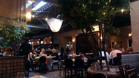 Oliverio's Ristorante: very nice atmosphere