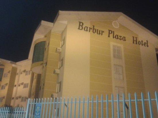 Barbur Plaza Hotel: fachada