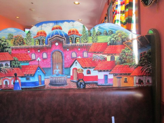 Fiesta Mexicana: The decor