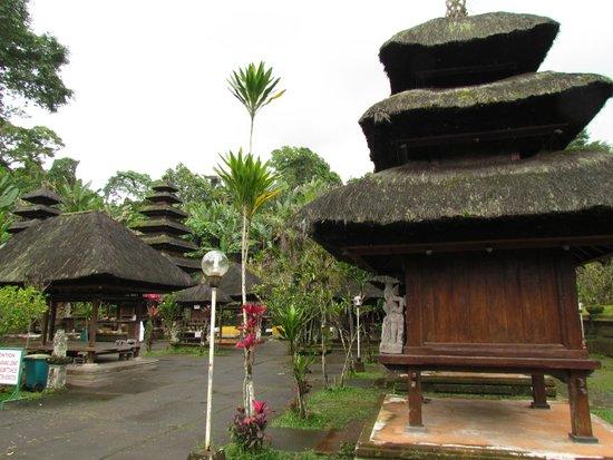 Pura Luhur Batukaru: il tempio