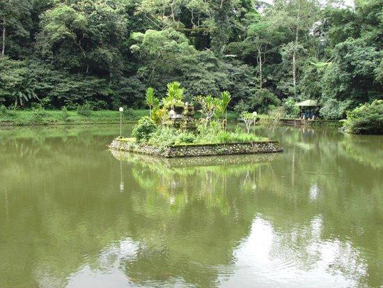 Pura Luhur Batukaru: tempietto sull'isoletta