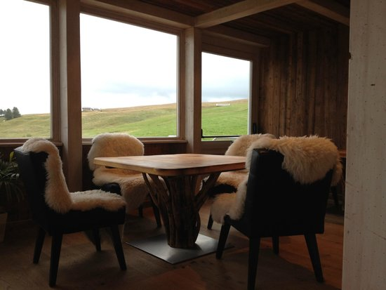 Hotel Santner Alpine Sport & Relax: Sala comune