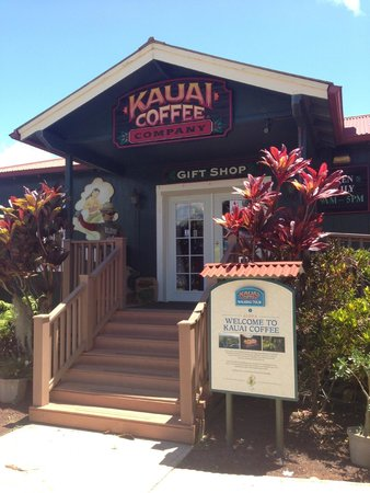 Kauai Coffee Company: the plantation
