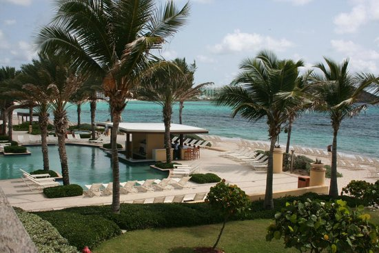 The Westin Dawn Beach Resort & Spa, St. Maarten: beach