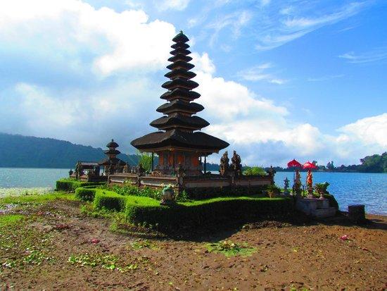 Ulun Danu Bratan Temple: tempio
