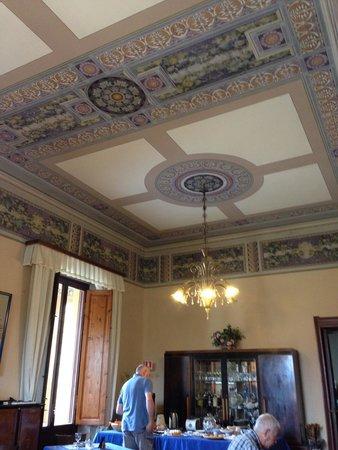 Villa Moorings Hotel: Sala colazione