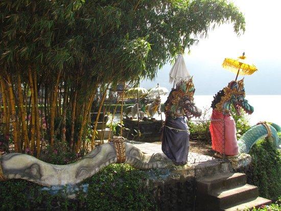 Ulun Danu Bratan Temple: particolare