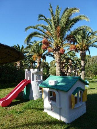 Hotel Costa dei Fiori: L'area giochi