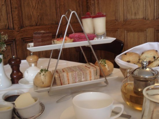 The Black Swan Hotel: A generous afternoon tea for two