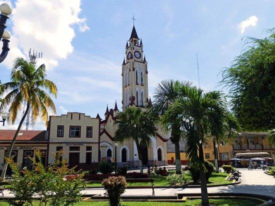 Plaza de Armas de Iquitos