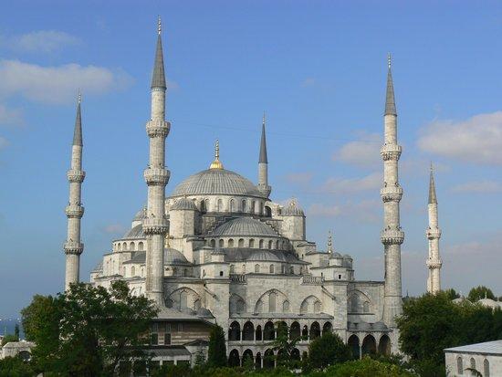 Armagrandi Spina Istanbul: Panorama dalla terrazza