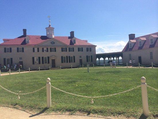 George Washington's Mount Vernon: Main House