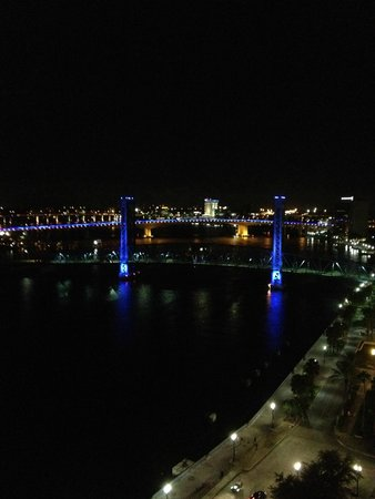 Hyatt Regency Jacksonville Riverfront : VIP Suite - View