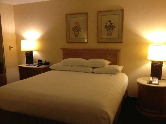 Hyatt Regency Jacksonville Riverfront: VIP Suite - Bedroom