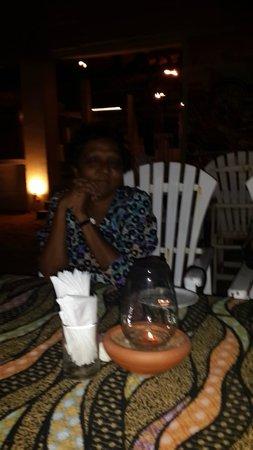 Berjaya Hotel Colombo: Waiting for food