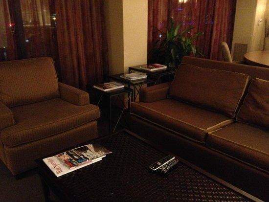 Hyatt Regency Jacksonville Riverfront: VIP Suite - Parlor