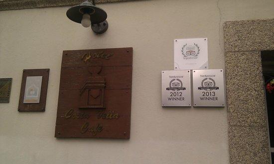 Costa Vella Hotel : La entrada a la cafeteria salon de desayunos