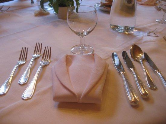 Hotel Arlberg: Eleganza della sala da pranzo