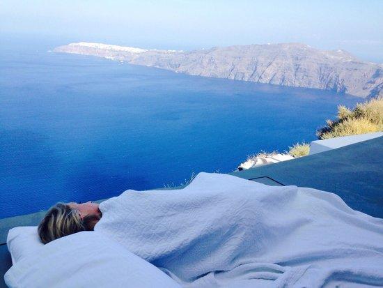 Remezzo Villas : Perfect view for a snooze