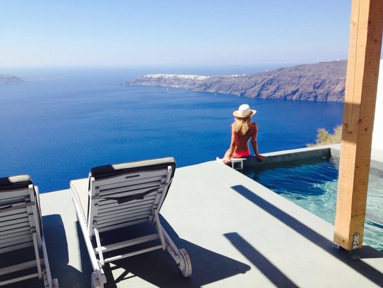 Remezzo Villas: Can't get much better than this :-)