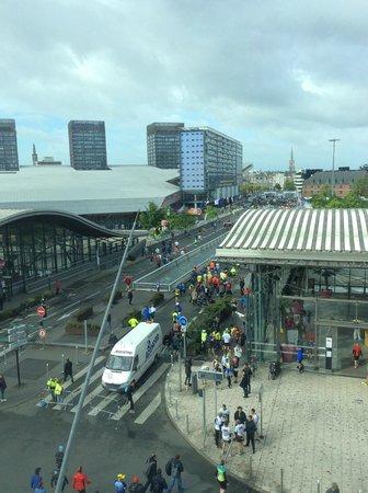 Crowne Plaza Lille : local half marathon