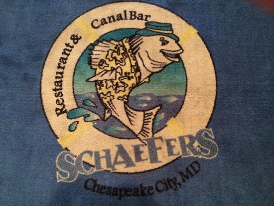 Schaefer's Canal House : Schaefer's Floor Mat entryway