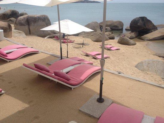 Beluga Boutique Hotel : Spiaggia