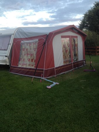 Henllys Farm Touring and Camping Site : Twoyn 2014