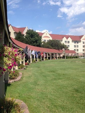 Welk Resort Branson: Pretty grounds